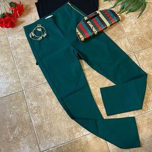 ✨Lady Money Green Slack Pant